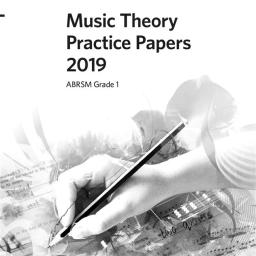 2019 Music Theory Past Papers