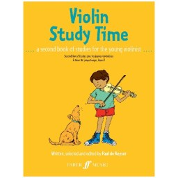 Violin Study Time available at Penarth Music Centre