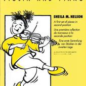 Moving Up Violin And Piano - Sheila Nelson
