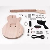 LP Guitar Assembly Kit mahogany body available at Penarth Music Centre