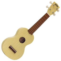 Mahalo Soprano Ukulele Transparent Butterscotch Blonde available at Penarth Music Centre