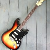 Aria STG SPL Electric Guitar 3 Tone Sunburst available at Penarth Music Centre