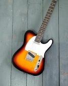 Aria 615 Frontier Electric Guitar available at Penarth Music Centre