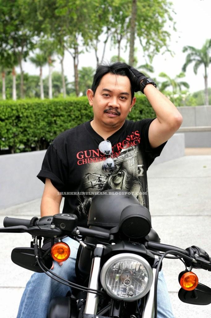 Harley Davidson Rental & Retis Malaysia