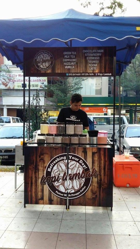 Tokey Kedai Kopi Lambak Pilihan Menu Kopi yang sedap di Kopi Lambak Menyajikan Serta memikat rasa kopi yang enak serta pilihan Top Food Blogger Melayu