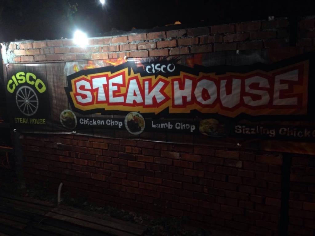 CISCO Steak House Abu Bakar Baginda Putrajaya Western Food