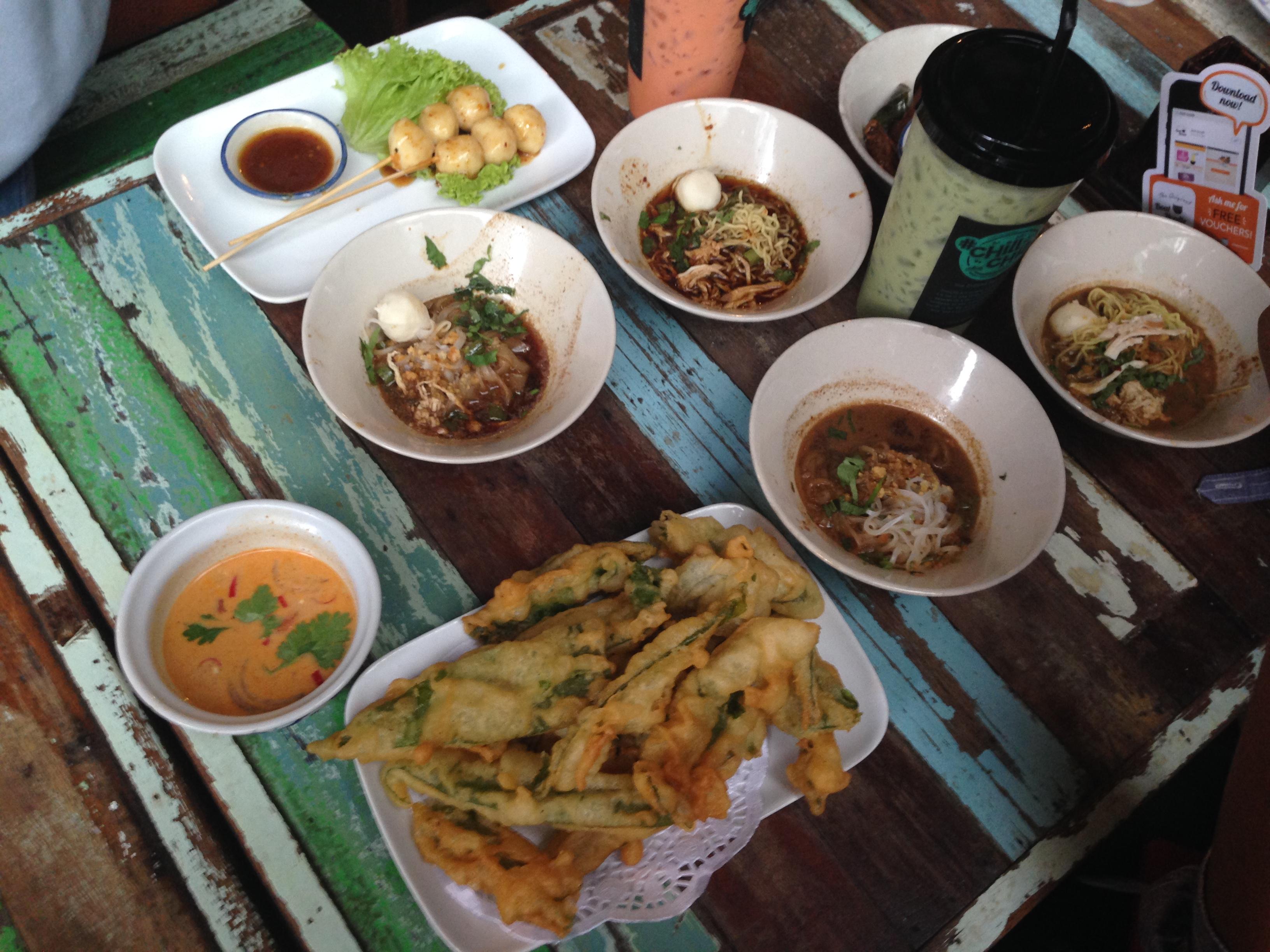 kedai makan sedap damansara my boat noodle empire, apps noodle percuma