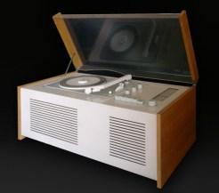 Braun SK 61 Turntable, public domain.