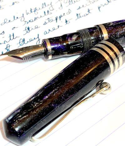 Diamond Cast Resin Pen