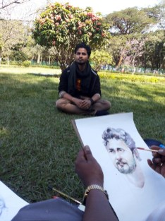 #pencilandchaiportraitlearningsessions