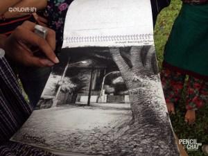- LandScape Drawing Fundamentals PencilAndChai ColorIn27 - LandScape Drawing Fundamentals #PencilAndChai #ColorIn27