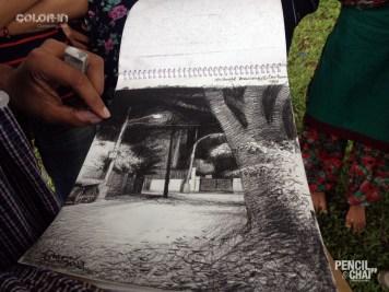 LandScape Drawing Fundamentals #PencilAndChai #ColorIn27 effective landscape drawing - LandScape Drawing Fundamentals PencilAndChai ColorIn27 - Effective landscape drawing