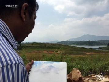 PAC 73rd session at wayanad, Kerala #getaway getaway - 0072Colorin Getway Pencilandchai  - PAC 73rd session | Wayanad getaway