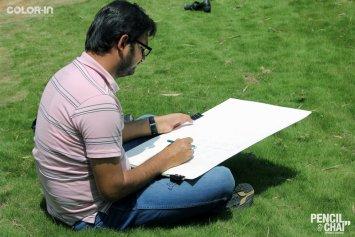 Hues of Watercolor_Watercolor workshops in Bangalore_Coloring India0054