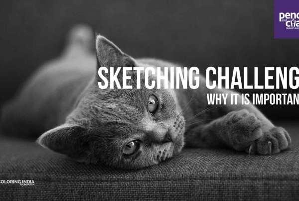 sketching challenge