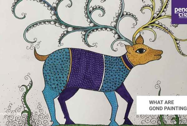 GOND PAINTINGS |THE FESTIVAL OF ART