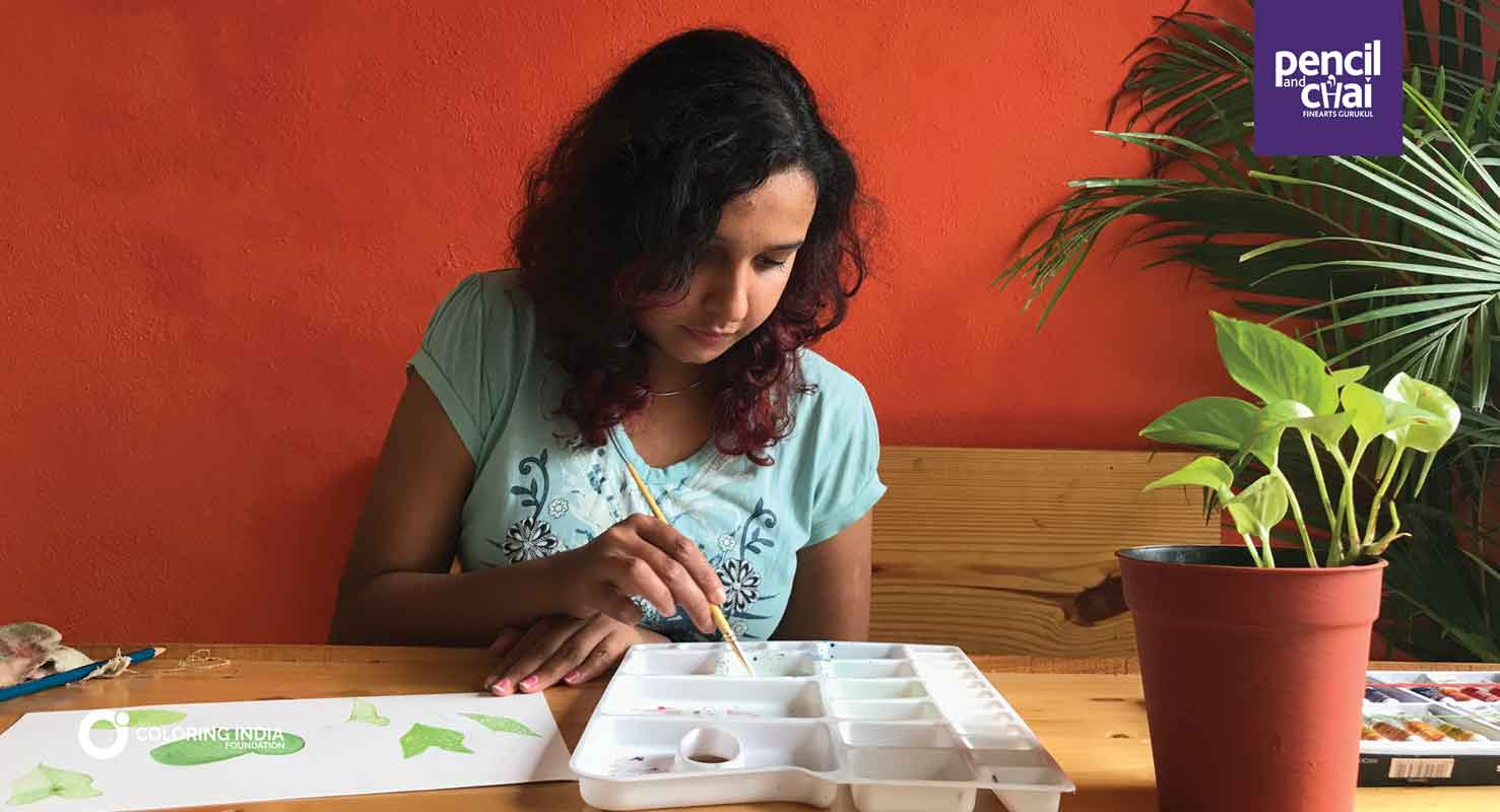 Watercolor-Painting-Classes-by-Pencil-and-Chai watercolor painting classes - Watercolor Painting Classes by Pencil and Chai - Watercolor Painting Classes by Pencil And Chai