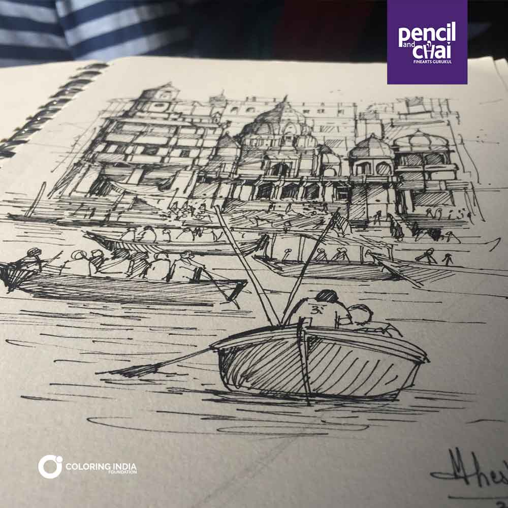 Advanced-Sketching-Courses-by-Pencil-And-Chai fine arts courses - Advanced Sketching Courses by Pencil And Chai - Fine Arts Courses Offered by Pencil And Chai