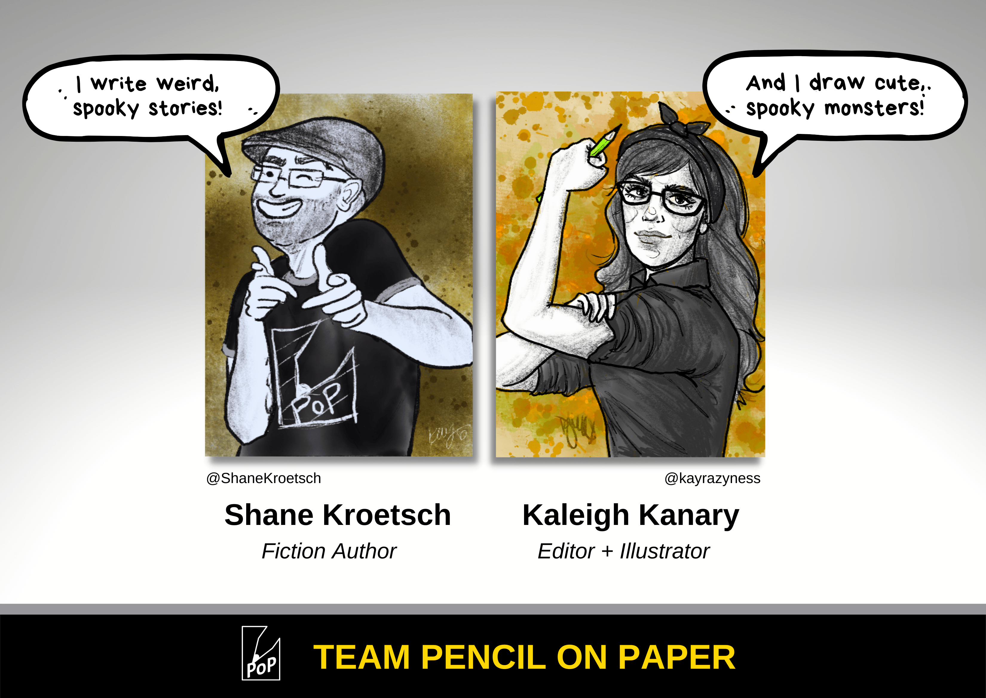 WordPress Cover – Pencil on Paper Team