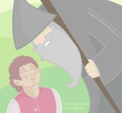gandalf means me_klein