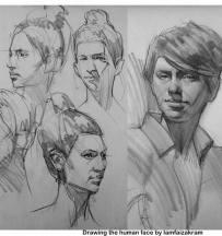 drawing-the-human-face-by-iamfaizakram4