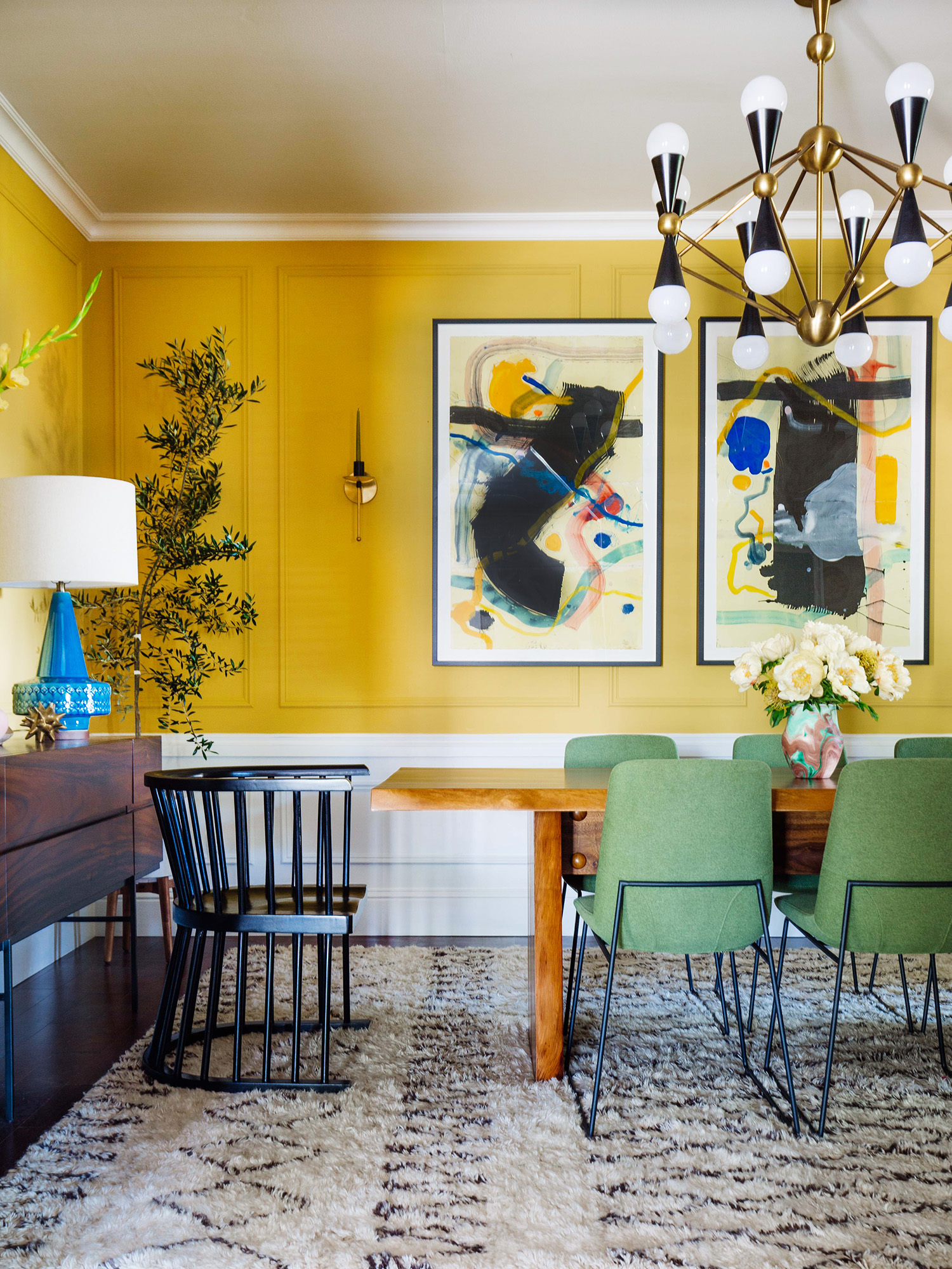 6 Trends To Try From The One Room Challenge Studio