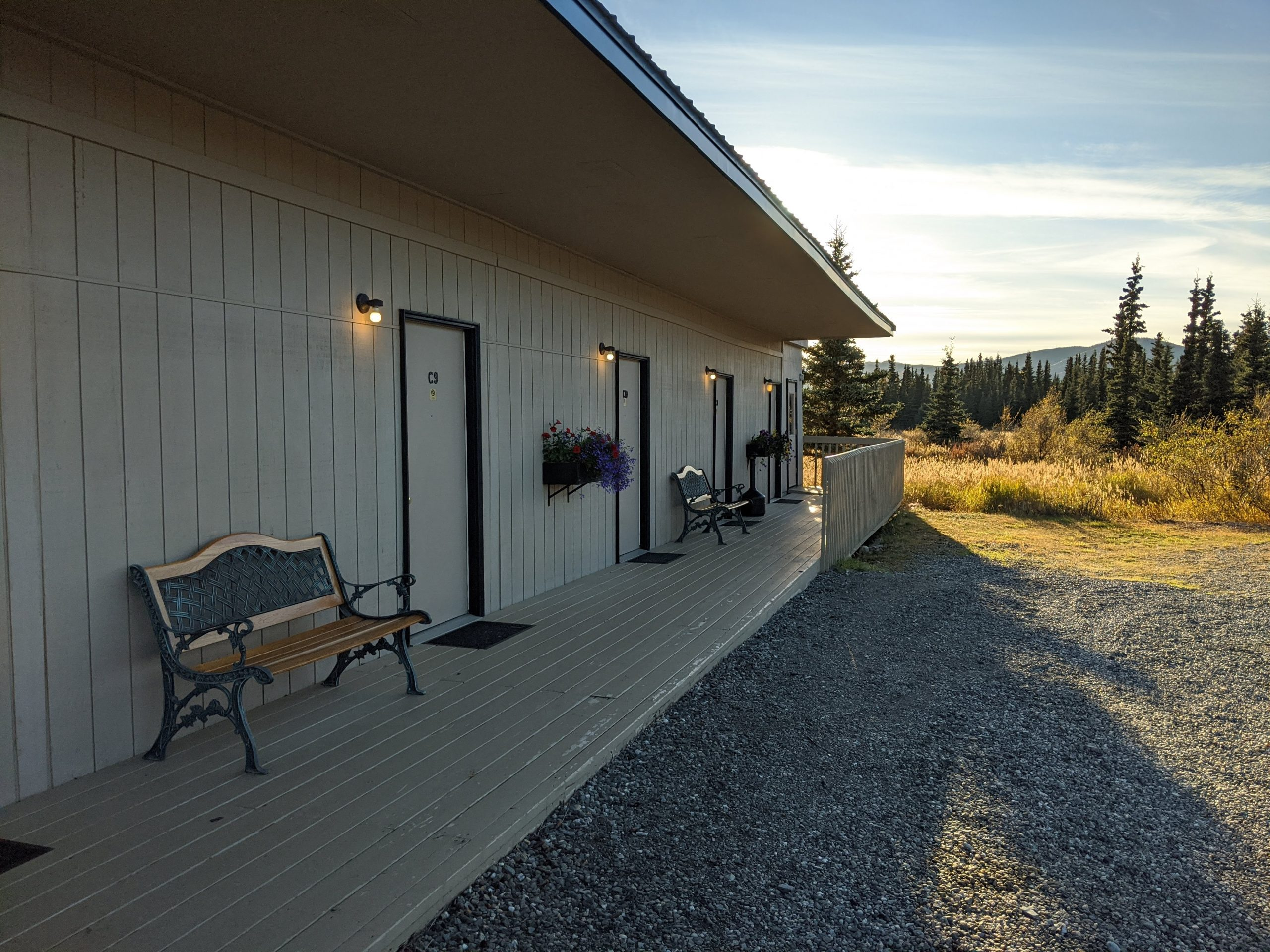 Denali Park Hotel is a great option for families.  The hotel near Denali National Park is also pet friendly.