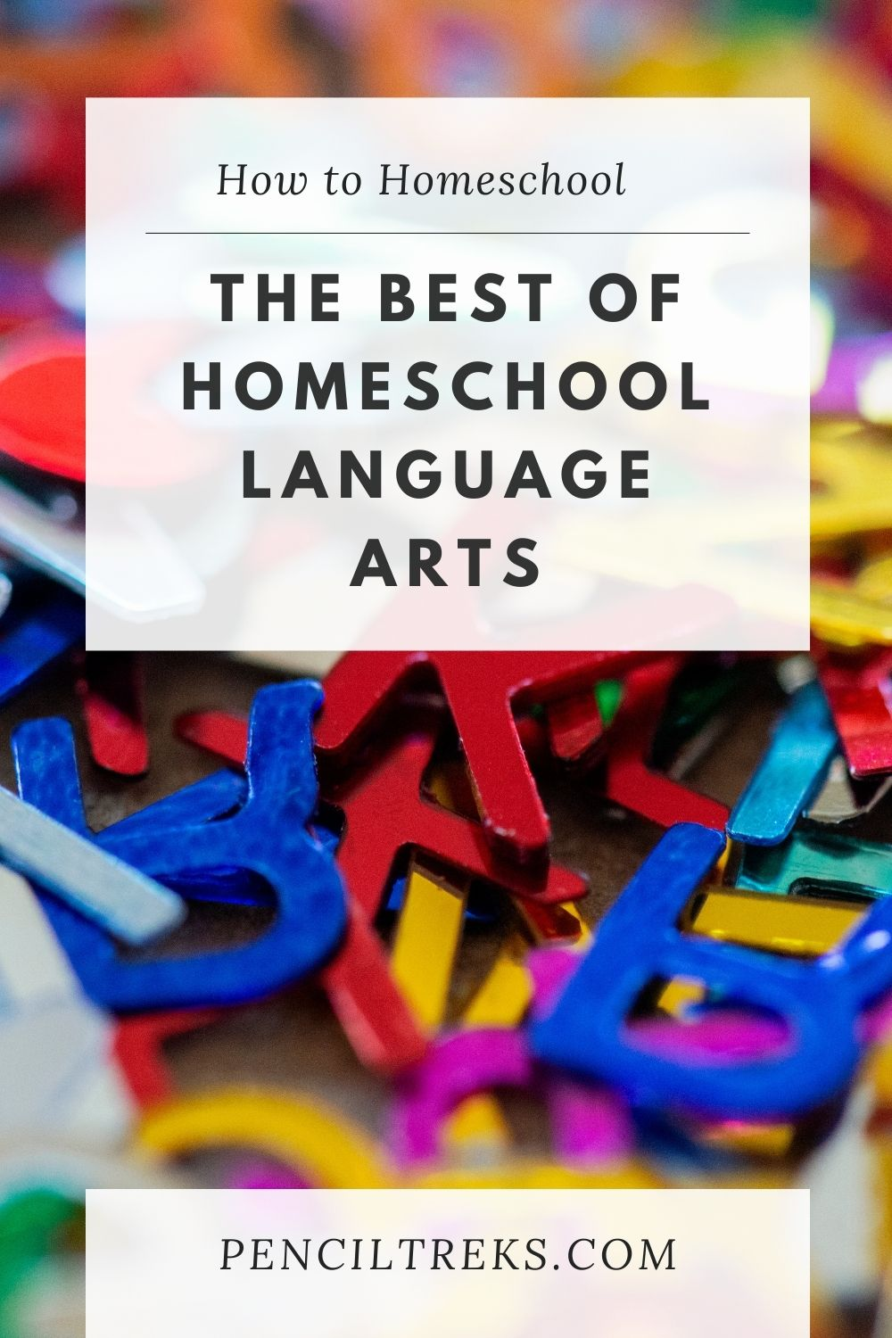 These are the best articles on how to homeschool reading and writing.