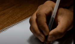 Perfect handwriting style for you