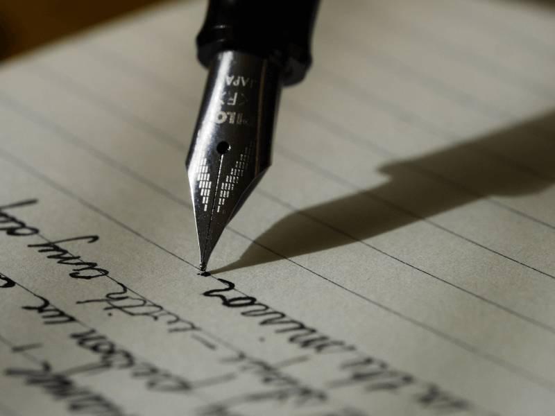 How Does a Fountain Pen Work - shoukhintech