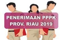 P3K Provinsi Riau 2019