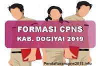 Hasil Seleksi Administrasi CPNS Kabupaten Dogiyai 2019