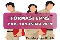 Hasil Seleksi Administrasi CPNS Kabupaten Yahukimo 2019