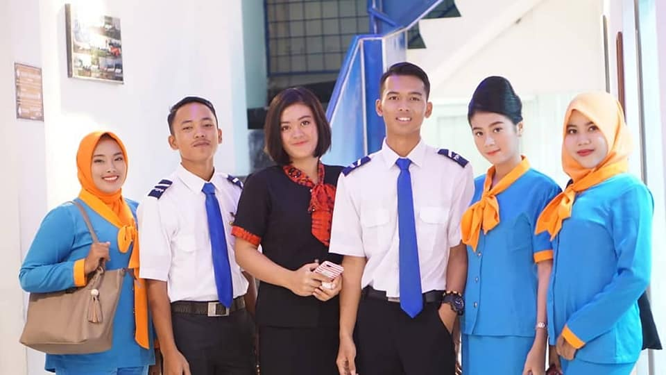 sekolah penerbangan pspp yogyakarta