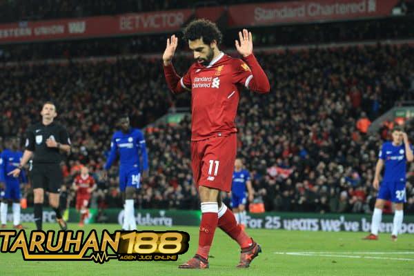 Beberapa Alasan Dibalik Salah Tak Rayakan Gol ke Gawang Chelsea