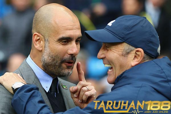 Guardiola Akui Kecewa Dengan Pemecatan Tony Pulis dari West Brom