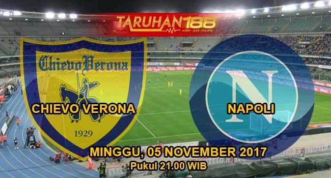 Prediksi Bola Chievo vs Napoli 05 November 2017