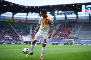 Cecs Fabregas - Spain v Bosnia - International Friendly