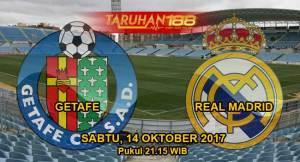 Prediksi Bola Getafe vs Real Sociedad 29 Oktober 2017