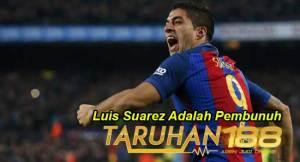 Luis Suarez Adalah Pembunuh