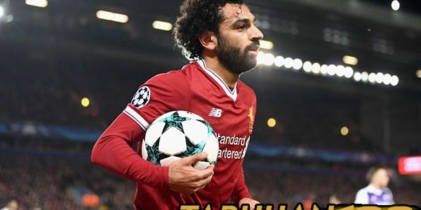 Mohamed Salah Dinilai Eden Hazard Sebagai Salah Satu Pemain Top