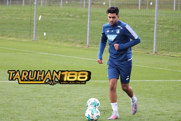 Tottenham Hotspur Saingi RB Leipzig Boyong Nadiem Amiri