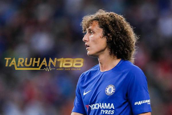 Chelsea Perbolehkan David Luiz Pergi di Bursa Transfer Musim Dingin
