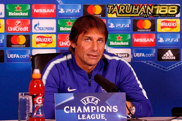 Conte Akui Roma Pantas Jadi Juara Grup C Liga Champions