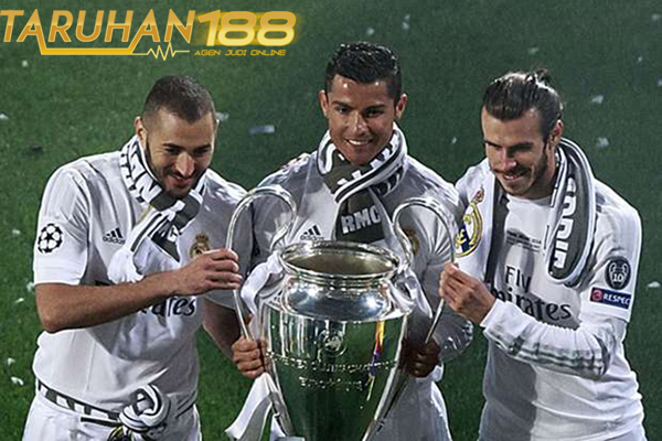 Cristiano Ronaldo Rindukan Aksi dari Trio BBC Real Madrid