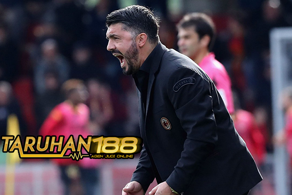 Gattuso Sebut Gol Injury Time Benevento Akibat dari Kenaifan Milan
