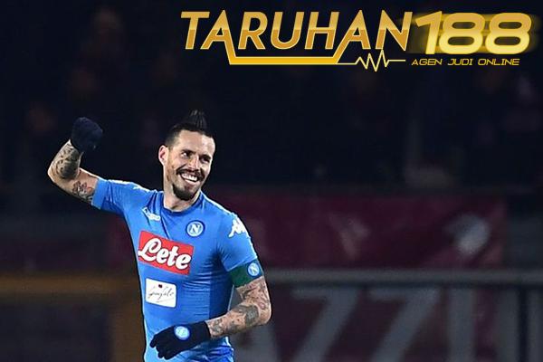 Hamsik Lega Bisa Samai Rekor Gol Maradona Bersama Napoli