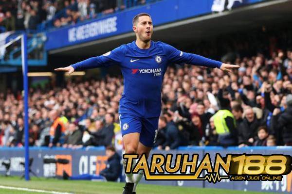 Harapan Conte Agar Hazard Dapat Capai Kesuksesan di Level Tertinggi
