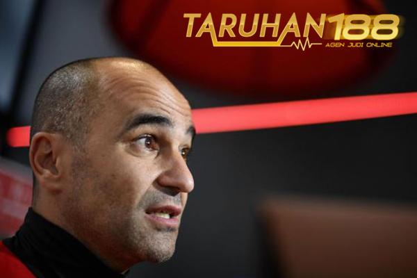Martinez Sebut Belgia Masuk Dalam Grup yang Cukup Menantang