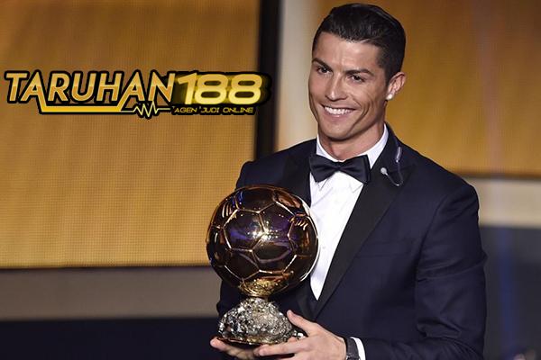 Ronaldo Ucapkan Terima Kasih Juga Kepada Manchester United